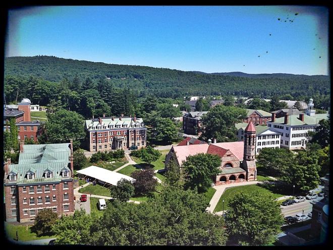 college, university