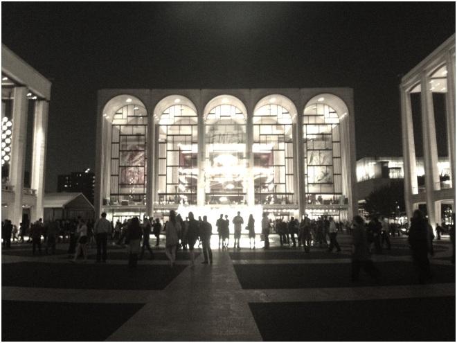 lincoln center opera house