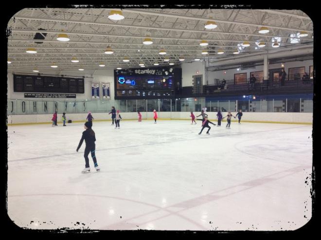 skating coach